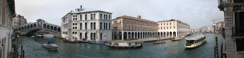 Venice - Grand Canal - Day