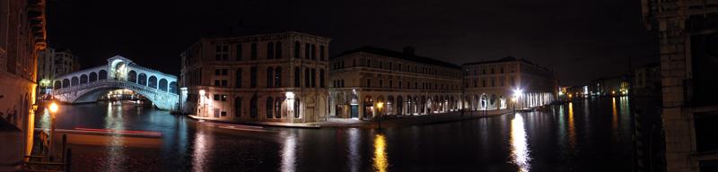 Venice - Grand Canal - Night